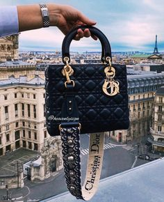 Dior in Paris shared by ivalina_borisova on We Heart It Luxury Purses, Luxury Bags, Luxury Handbags, Dior Handbags, Louis Vuitton Handbags, Ladies Handbags, Handbags 2014, Dior Purses, Denim Handbags