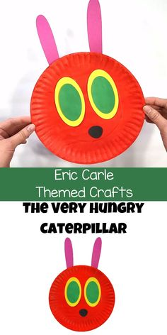 Toddler Themes, Toddler Art, Toddler Crafts, Craft Activities For Toddlers, Preschool Crafts, The Very Hungry Caterpillar Activities, Insect Crafts, Toddler Teacher, Daycare Crafts