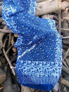 Batik#blockprint#indigo#signature#kutch