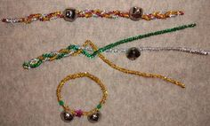 Jingle Bell Bracelets – Kids Crafts Series   Clip With Purpose