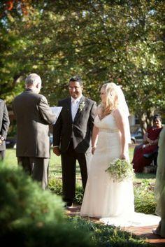 Laura Ashbrook Photography Washington DC Christian Indian Muslim Elegant Wedding Ceremony2 275x412 Elegant Indian Fusion Fall Wedding in Maryland: Kate + Sajid