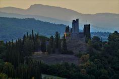 Castello di Romena  - foto Massimo Paggetti -