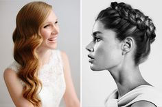 15 Wedding Hairstyles For The Modern Bride – blow LTD