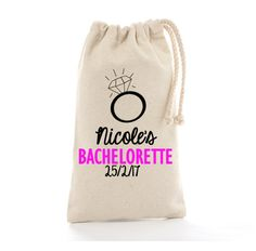 Wedding Sleepers and Bags: Bachelorette Wine Tote Bag Bridesmaid hen night gift bag for robes Maid of Honor Bridal Party Invitation personalised tote. Bridal Party Invitations, Hen Party Gifts, Wedding Bags, Wine Tote Bag, Hens Night, Personalized Gifts, Handmade Gifts, Brides And Bridesmaids, Engagement Gifts
