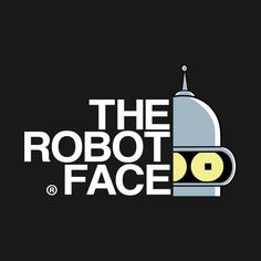 Comes the new clothing line created by Bender, The Robot Face. Futurama, Graphic Design Lessons, Welcome To My Page, Dark Art Drawings, Face Design, Illustrations And Posters, Funny Art, Logos, Printed Tees