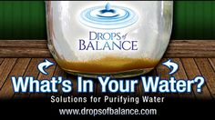 Does CHLORINE in Tap Water Absorb through my Skin? #dropsofbalance #waterpurification #cleanwater #cleandrinkingwater #drinkingwater #purifiedtapwater
