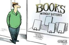 Without batteries