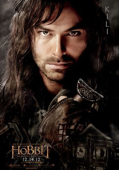 "Aidan Turner as Kili in New Line Cinema's ""The Hobbit: An Unexpected Journey"" - 2012"