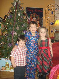 Jackson, Benjamin and Paige
