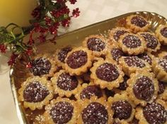 If you are looking for Italian cookie recipes, we have a large collection of traditional Italian cookies and biscotti. Italian Cookie Recipes, Italian Cookies, Italian Desserts, Baking Recipes, Pie Recipes, Pasta Recipes, Italian Wedding Cookies, Italian Christmas Cookies, Christmas Baking