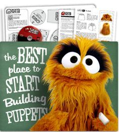 Pretty sweet little site to help guide you through the process of making your own puppets.