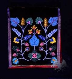 Meskwaki Beaded Breachcloth. worn during the Meskwaki Annual Powwow. Held every 2nd weekend in August on the Meskwaki Settlement in Tama Iowa.