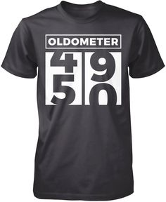 Oldometer - Turning 50