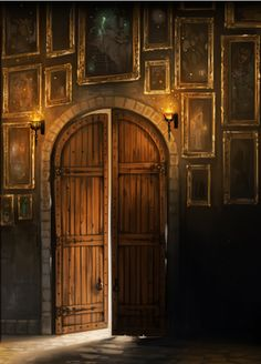 The entrance to the Great Hall - Pottermore