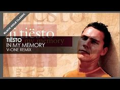 Tiësto featuring Nicola Hitchcock - In My Memory (V-One Remix)