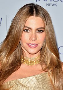 Vergara attends the Yahoo News/ABCNews Pre-White House Correspondents' dinner reception, May 2014