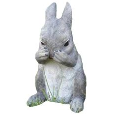 Cute Rabbit Garden Ornament | The Range