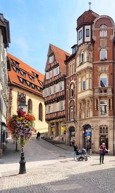 Tübingen, Baden-Wuerttemberg, Germany
