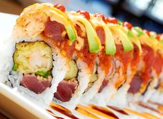 Deep Sushi Dallas TX