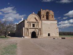 Tumacacori - Early Spanish Mission