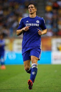 Fernando Torres Photos - Vitesse Arnhem v Chelsea - Zimbio