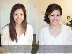Makeovers » Aimee Makeup Artistry – Bay Area/Northern California