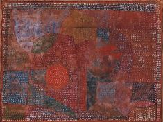 Paul Klee Weathered Mosaic, 1933