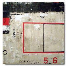 Ignition . Brian Elston . 2008 / 30 x 30