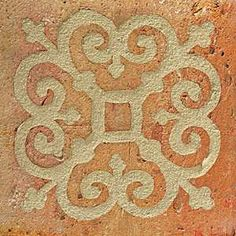 mediterranean tile pattern...