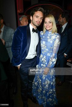 """Actor Sebastian Stan and Actress Margot Robbie attend """"I, Tonya"""" After Party Hosted by Hugo Boss at Montecito Restaurant on September 2017 in Toronto, Canada. Get premium, high resolution news photos at Getty Images Margot Robbie Style, Margot Elise Robbie, Actress Margot Robbie, Margo Robbie, Sebastian Stan, Hugo Boss, Becoming An American Citizen, Raining Men, Winter Soldier"""