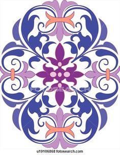 tattoo - mandala - art - design - line - henna - hand - back - sketch - doodle - girl - tat - tats - ink - inked - buddha - spirit - rose - symetric - etnic - inspired - design - sketch Islamic Motifs, Persian Motifs, Islamic Art, Mandala Drawing, Mandala Art, Design Elements, Design Art, Doodle Girl, Arabic Pattern