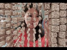 What This Girl Did With 60,000 Chopsticks Is Beyond Cool. You're Going To Love…