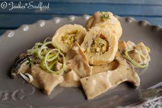 Gefüllte Kartoffelklöße von Jankes Soulfood