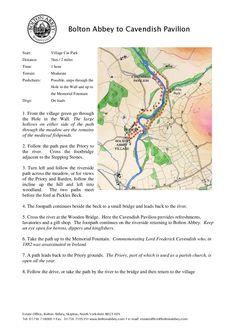 Bolton Abbey to Cavendish Pavilion Bolton Abbey, Duke Of Devonshire, Great Walks, Family Days Out, Yorkshire Dales, Pavilion, Walking, Travel, Voyage
