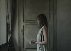 Image result for painting girl at the window