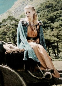Lagertha, this episode was so sad!!. If you [like|love|adore} Lagertha you must check this out