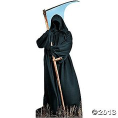 Grim Reaper Stand-Up - $35