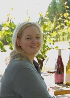 """""""Female Winemakers: A Four-Part Series Featuring Oregon Wineries"""" A great profile on one of my favorite winemakers by Forbes. Kim Kramer is leading change at her family winery, and her Brut is not to be missed!"""