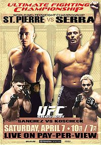 UFC 69: Shootout.