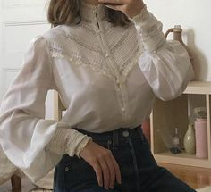 Pretty Outfits, Cool Outfits, Fashion Outfits, Womens Fashion, Vintage Outfits, Vintage Fashion, Street Style, Looks Style, Aesthetic Clothes