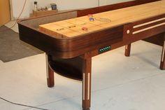 Prestige Shuffleboard Table #McClureTables