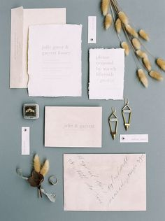 This great image brings together so many lovely moments of the wedding day.   #weddingpapergoods #weddingstationery   #weddingflatlays