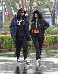 Kylie jenner and tyga kyga