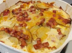 Scalloped Potatoes & Ham from Pioneer Woman. It's a keeper!