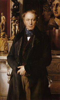 Maher Art Gallery: Hippolyte Delaroche 1797-1856 | French