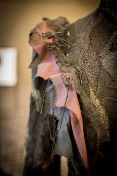 Wicked the Musical - Act II Dress on display at the Sofitel Hotel on Collins Street, Melbourne