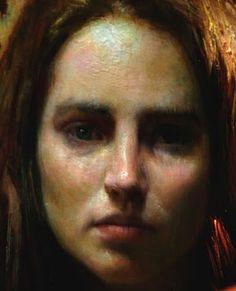 Steven Assael: Alla-Prima Figure Painting - Atelier Marchant: New Workshops! Oil Portrait, Female Portrait, Figure Painting, Painting & Drawing, Art Techniques, Figurative Art, Traditional Art, Great Artists, Sculpture