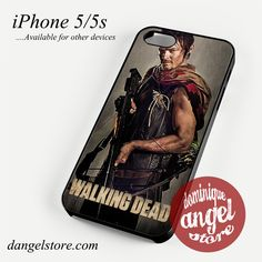 Brave Daryl Phone case for iPhone 4/4s/5/5c/5s/6/6 plus