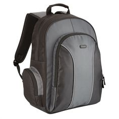 Buy Targus Essential Laptop Backpack - Black Grey for AED only. 7f988cc7503ac