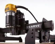 Fully open source design of CNC router. Instructions include ability to make multiple sizes.